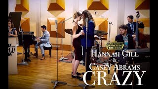 Download Crazy - Gnarls Barkley (Space Jazz Cover) ft. Hannah Gill & Casey Abrams Video
