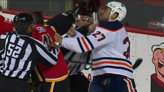 Download Lucic tries to fight Mike Smith after hacking Giordano Video