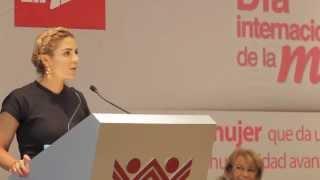 Download DIscurso Ivette Moran - Dia De La Mujer Video