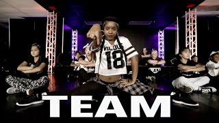 Download ″TEAM″ - Iggy Azalea Dance Video | @MattSteffanina Choreography Video