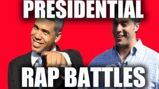 Download 2012 Presidential Debate SPOOF- Rap Battles (ROUND 1) Video