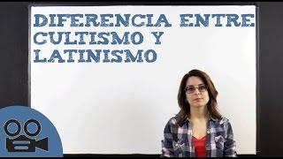 Download Diferencia entre cultismo y latinismo Video