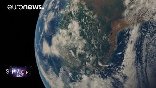 Download ESA Euronews: Earth as a planet Video