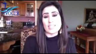 Download Interview:Nagmeh abedini after pastor saeed abdini realsed Video