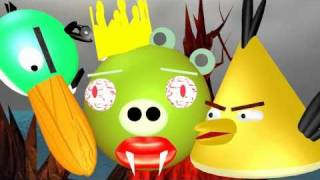 Download The TWILIGHT SAGA : Breaking dawn with ANGRY BIRDS ☺ 3D animated spoof Video