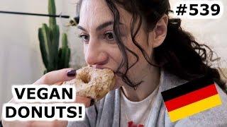 Download VEGAN FOOD BERLIN DAY 539 | TRAVEL VLOG IV Video