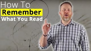 Download Remember What You Read - How To Memorize What You Read! Video