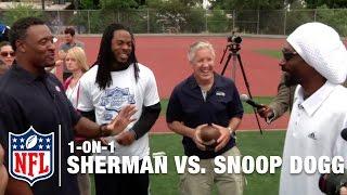 Download Richard Sherman vs. Snoop Dogg! | NFL Video