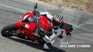 Download 2015 BMW S1000RR - Superbike Smackdown X Part 6 - MotoUSA Video