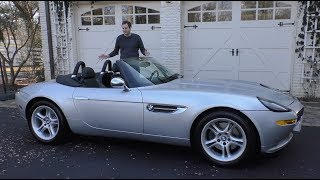Download Here's Why the BMW Z8 Is Worth $200,000 Video