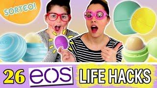 Download EOS life hacks * 26 ideas para usar tus EOS Lip Balm y ¡SORTEO! Video