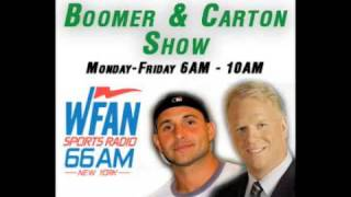 Download Boomer & Carton In The Morning - 4/7/09 - Craig Unleashes Chris ″Mad Dog″ Russo Impression Video