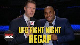 Download Jan Blachowicz KO's Corey Anderson, is he next for Jon Jones? | UFC Fight Night Recap | ESPN MMA Video