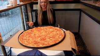 Download 27 Inch Pizza Challenge - BIGGEST PIZZA in SCOTLAND Video