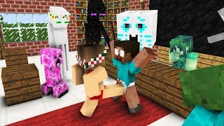 Download Monster School: LOVE - Minecraft Animation Video