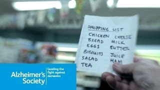 Download Small changes help make a dementia friendly community - Alzheimer's Society Video