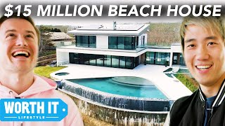 Download $825K Beach House Vs. $14.9 Million Beach House Video