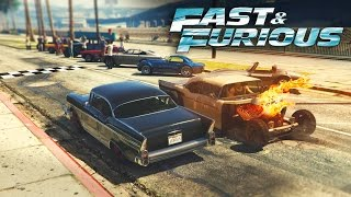 Download GTA V - Fast & Furious 8 CUBA RACE Video