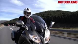 Download Yamaha FJR1300 test Video