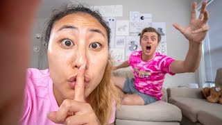 Download HIDDEN CAMERA ON MY CRUSH!! (GONE WRONG) Video