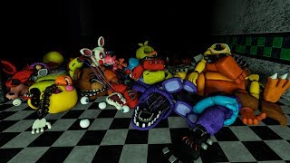 Download FNAF SFM: The Beginning of the Bad Days #3 (Five Nights At Freddy's Animation) Video