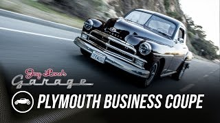 Download 1950 Plymouth Business Coupe - Jay Leno's Garage Video