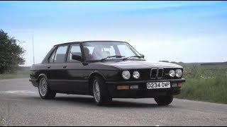 Download 1986 BMW M5 E28: The original super 4-door - /CHRIS HARRIS ON CARS Video
