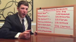 Download 2017 South Carolina Football Predictions Video