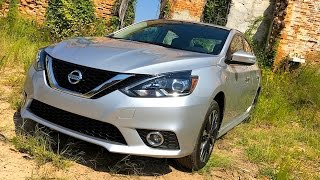 Download 2017 Nissan Sentra SR Turbo FIRST DRIVE REVIEW (2 of 3) Video