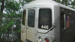 "Download Full Ride on the R44 ""Staten Island Railway"" from ""St. George"" to ""Tottenville"" Video"