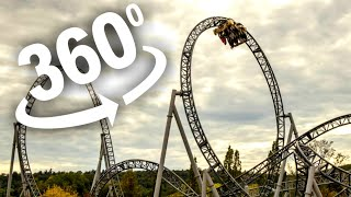 Download VR 360 Roller Coaster VR Video 360 4K [Google Cardboard VR Box 360 Video] Samsung Gear 360 Video VR Video