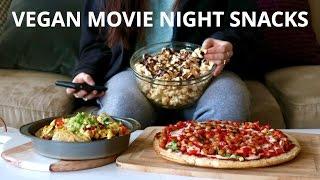 Download VEGAN MOVIE NIGHT SNACKS Video