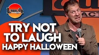 Download Try Not To Laugh | Happy Halloween | Laugh Factory Stand Up Comedy Video