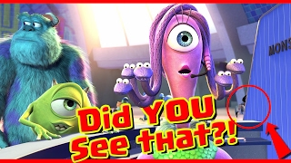 Download Monsters inc. Easter Eggs and Hidden Messages Video