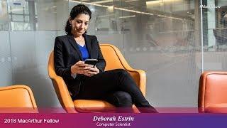 Download Computer Scientist Deborah Estrin | 2018 MacArthur Fellow Video