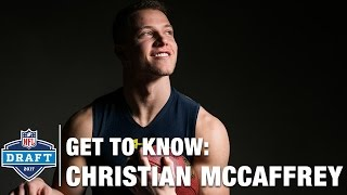 Download Get to Know: Christian Mccaffrey (Stanford, RB) | 2017 NFL Draft Video