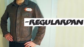 Download DIY waxed cotton motorcycle jacket. What do you think?| VLOG Video