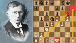 Download One of The Deepest Moves Ever Played in Chess | Breyer vs Esser (1917) Video