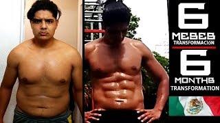 Download Mi transformación en 6 meses (Calisthenics) / Amazing 6 months transformation (Calisthenics) Video