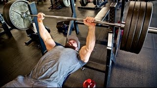 Download INCREASE YOUR BENCH PRESS Video