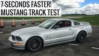 Download Ford Mustang 7-Seconds Faster with Bolt-Ons - Project Mullet Mustang - EP06 Video
