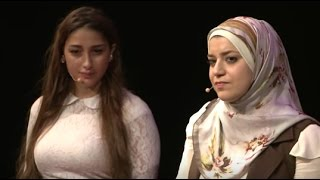 Download On wearing the hijab | Narjes Jaafar and Sally Beydoun | TEDxLAU Video