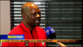 Download SACP to hold a media briefing following reshuffle Video