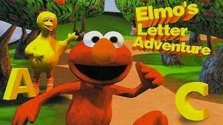 Download Sesame Street Elmo's PlayStation Journey Adventure Compilation Video