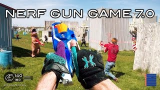 Download Nerf meets Call of Duty: Gun Game 7.0 | First Person in 4K! Video