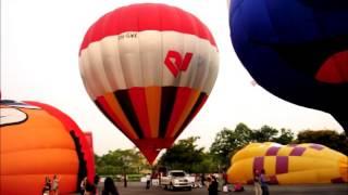 Download Putrajaya Hot Air Balloon Video