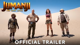 Download JUMANJI: THE NEXT LEVEL - Official Trailer Video