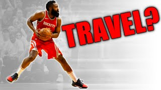 Download Is The James Harden Step Back REALLY A Travel? Full Breakdown Video