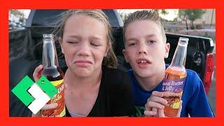 Download 😷 KIDS DRINK GROSS SODAS 😷 (Day 1647) Video