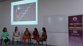 Download Student Panel Discussion - ″Are Women Better Practioners of Corporate Governance?″ 1/3 Video